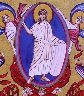 ascension detail icone maronite